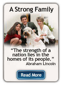 Family Life:  How Strong Is Your Family Life?